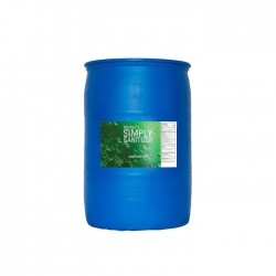 Froggy's Fog Simply Sanitizer- 50 Gallon Drum