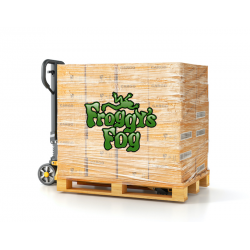 Froggy's Fog Simply Sanitizer- 180 Gallon Pallet