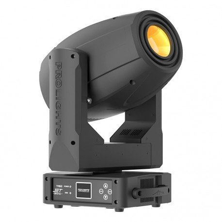 ProLights JETSPOT4Z – 180W LED - Moving Spot - 8°- 40° Zoom - 5 Pin In/Out