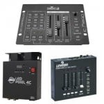 3 & 4 Channel Manual Controllers