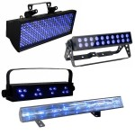 LED UV Strip Cyc Blacklights