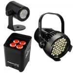 LED Outdoor Rated Spot Lights