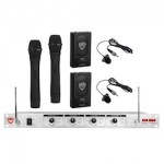 Nady Combo Quad Transmitter Systems