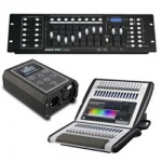 Moving Light Controllers