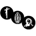 Christianity Themed Steel Gobos