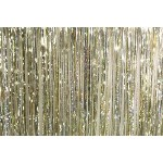 Rosco Slit Drape Silver/Gold/Diffraction