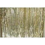 Mylar Rain Curtain - Solid Gold