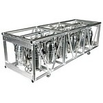 """Applied NN 30"""" x 26"""" Double Hung Pre-Rigged Truss"""