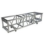 """Applied NN 24"""" x 20.5"""" Double Hung Pre-Rigged Truss"""