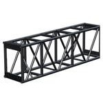 "Applied NN 20.5"" x 30"" Heavy Duty Box Truss - Black"