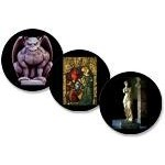 Rosco Art & Sculpture Glass Gobos