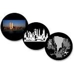 Rosco Building & City Skyline HD Plastic Gobos