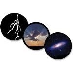 Rosco Skies & Weather HD Plastic Gobos