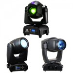 Moving Head Spot Fixtures by Brand