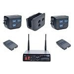 Clear-Com Wireless Intercom Systems