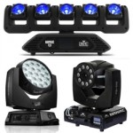 LED Moving Head Wash Fixtures